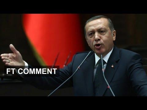 Erdogan polarises Turkey