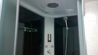 видео Душевая кабина своими руками - устройство, сборка, подключение » Аква-Ремонт