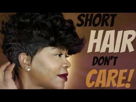 Short Hair Don't Care! | Byron Shears