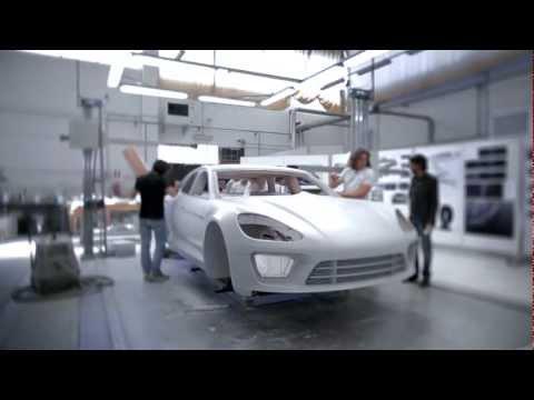 How To Build A Concept Car: Porsche Sport Turismo