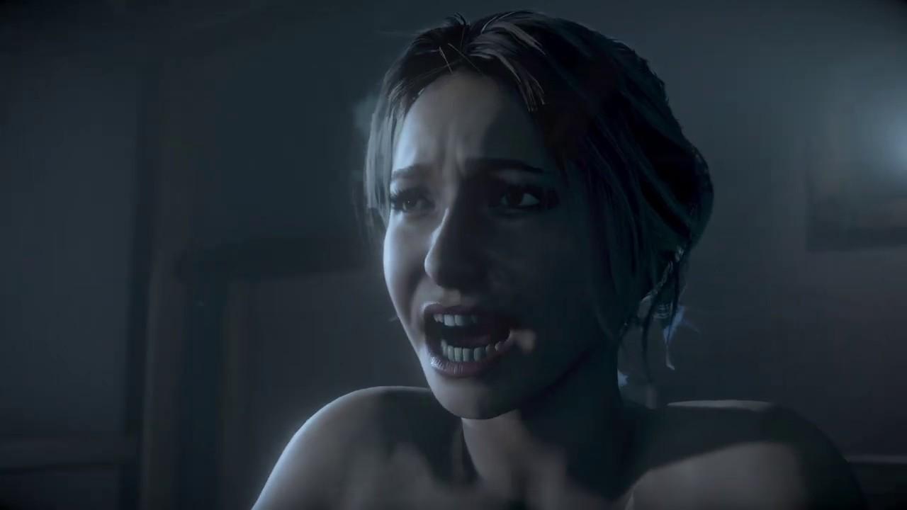 Until Dawn Sam im Badezimmer wird sie überleben? #7