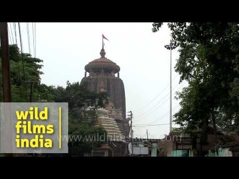 Lingraja Temple - a Hindu temple dedicated to Harihara