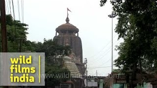 Lingraja Temple - a Hindu temple dedicated to Harihara