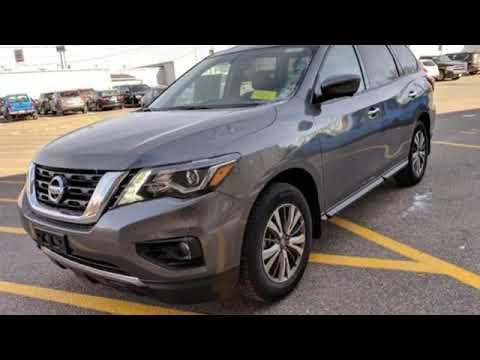 New 2019 Nissan Pathfinder Brockton MA Boston, MA #F12838