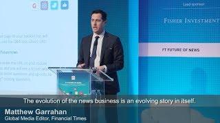 FT Future of News - Summary Video