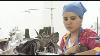 Terra industrial: инновации в легкой промышленности Казахстана (24.03.16)