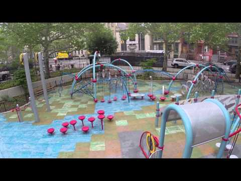 Wright Brothers Playground - New York, NY - Visit A Playground - Landscape Structures