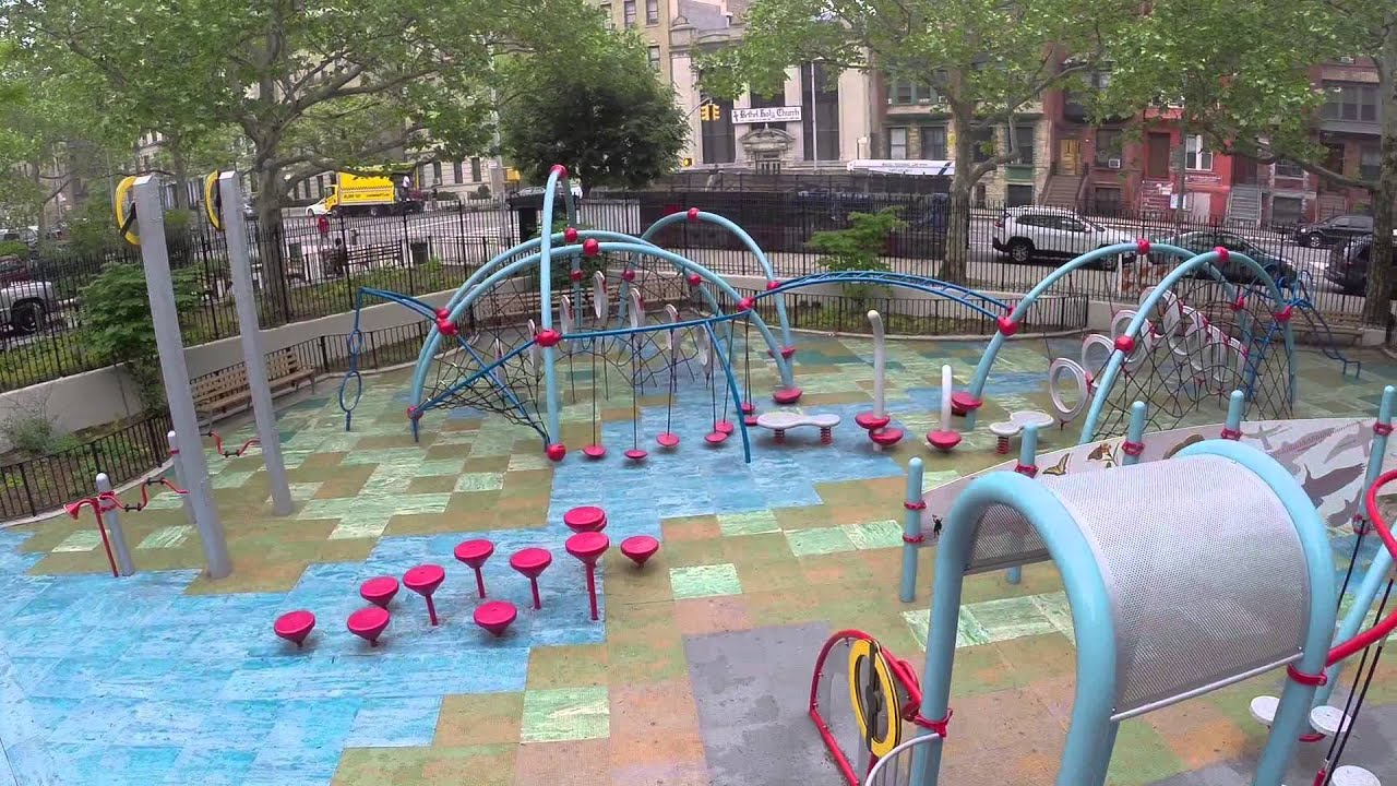 how to get a new playground for your school