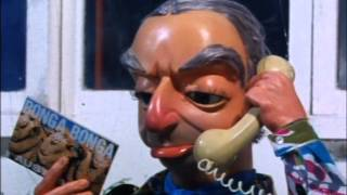 THUNDERBIRDS NOSEY PARKER IS GO !
