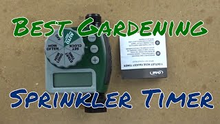 Orbit 1 Outlet Hose Faucet Timer Best Sprinkler Timer