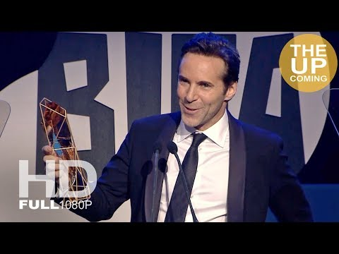 Alessandro Nivola receives Best Supporting Actor at BIFAs 2018 for Disobedience