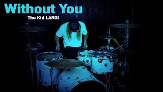 The Kid LAROI - Without You | Jon Siegel Drum Cover