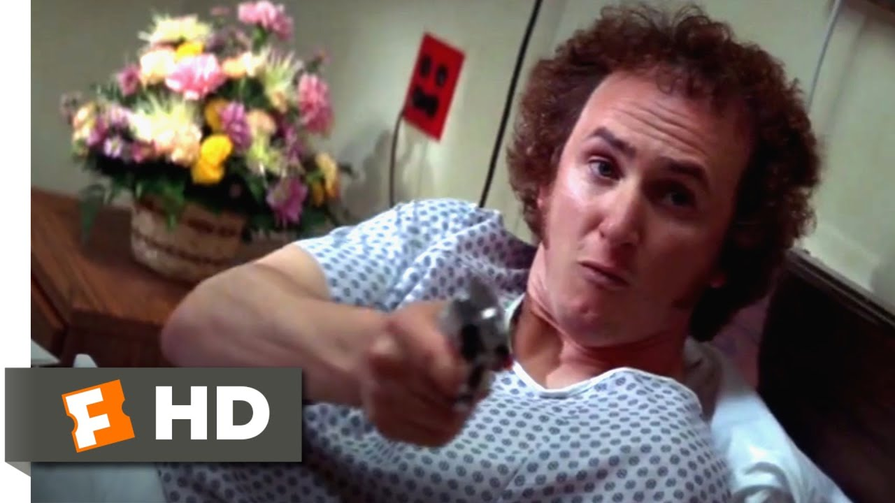 Download Carlito's Way (1993) - Shot in the Hospital Scene (8/10) | Movieclips