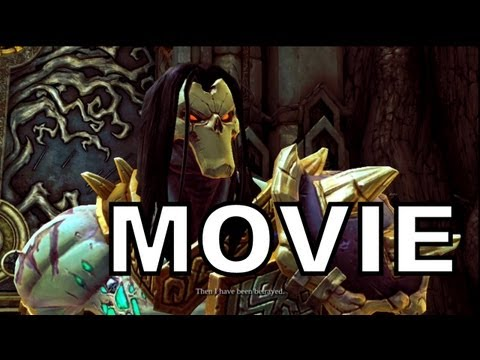 Darksiders 2 Movie: All In-Game Cinemas from Story Mode