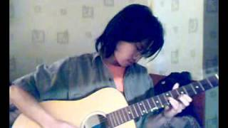 Hướng dẫn guitar Chiếc lá mùa đông (T5Q)