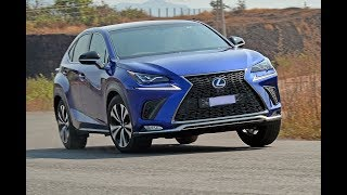 2017 Lexus NX300h review, test drive