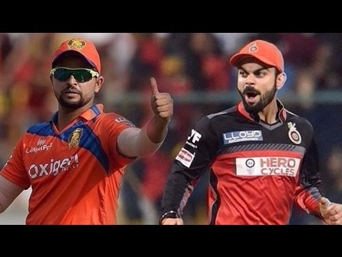 VIVO IPL 2017 | Royal Challengers Bangalore  vs  Gujarat Lions | Don Bradman Cricket | Gameplay