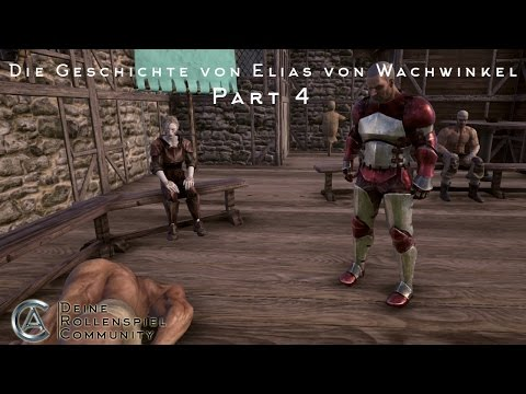 [ARK-RP] Die Geschichte von Elias von Wachwinkel - Part 4: Alkohol, Schlägereien und neue Freunde