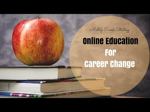 Online Education For Career Change