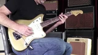 "Fender American Vintage ""Thin Skin"" 1965 Jazzmaster Overview  •  Wildwood Guitars"