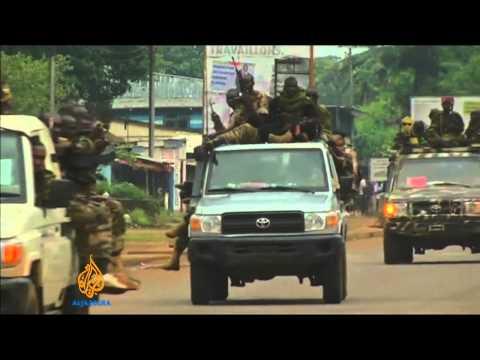 HRW emergencies director discusses CAR violence
