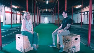 Kathy Dalton started CrossFit at age 54. She sits down to chat with...