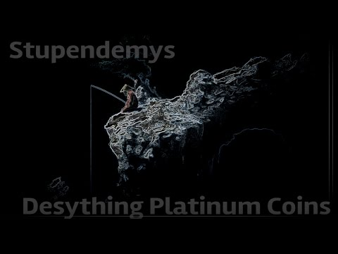 FFXIV - Platinum Coin fishing - (How to Catch Stupendemys)