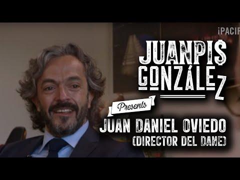 Juanpis González - Entrevista a Juan Daniel Oviedo director del DANE