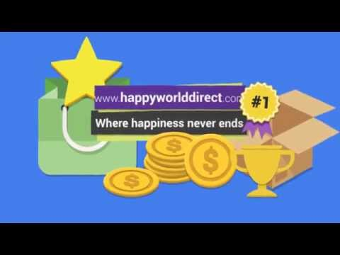 Happy World Direct - Where Happiness Never Ends!