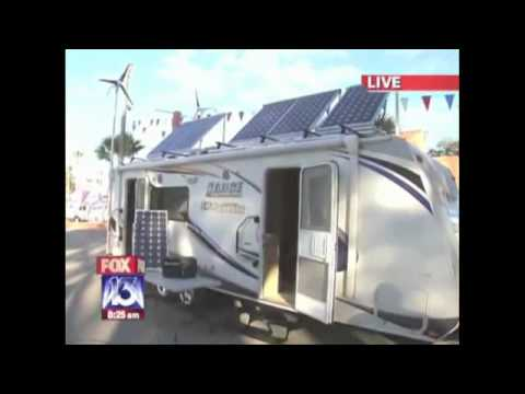 Portable Solar Backup Generator from Solution from Science – Solar Energy Generators