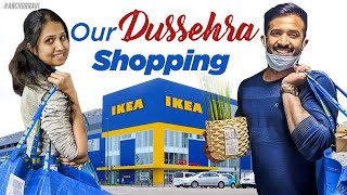 Our Dussehra Shopping at IKEA | Anchor Ravi | Nitya Saxena | Anchor Ravi Latest Video