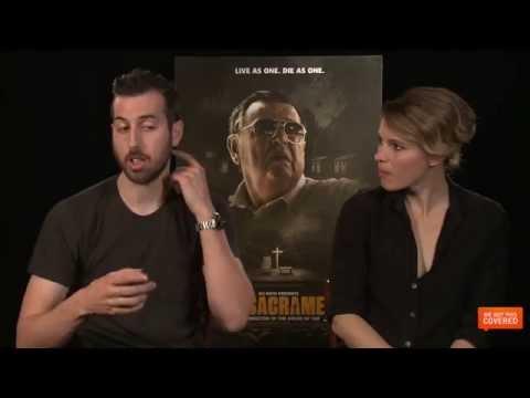 The Sacrament Interview With Ti West, A.J. Bowen, Joe Swanberg and Amy Seimetz [HD]