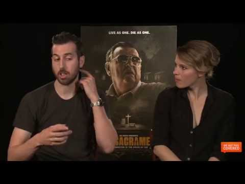 The Sacrament Interview With Ti West, A.J. Bowen, Joe Swanberg and Amy Seimetz [HD]