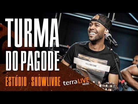 """Se eu pudesse"""" - Turma do Pagode no Terra Live Music 2017"""