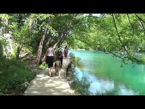 Plitvice Alsó Tavak - Lower Lakes Croatia  2017