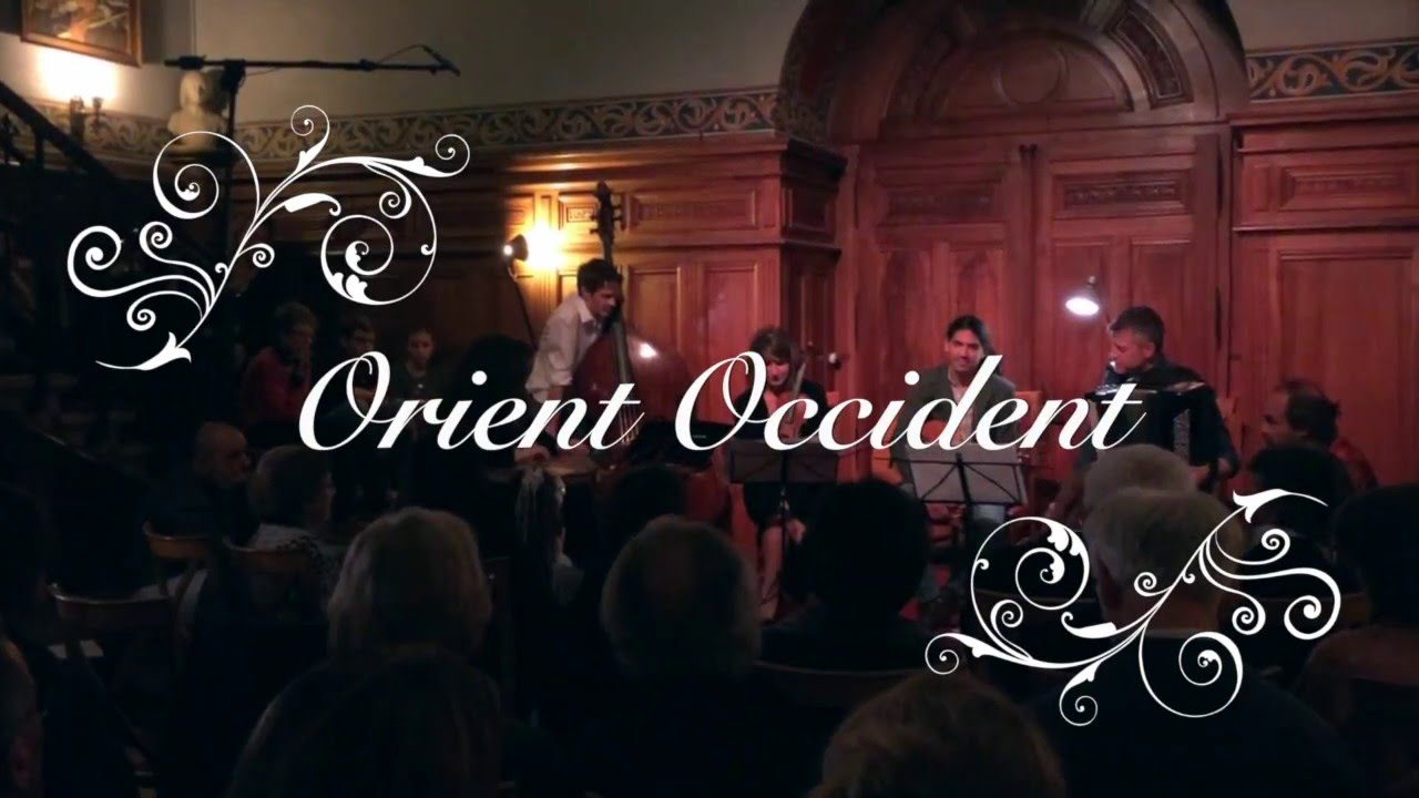 Rencontres orient occident 2018