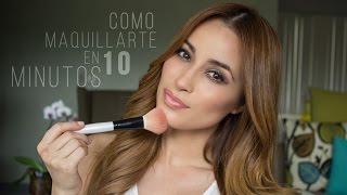 Cynthia - Como maquillarte en 10 minutos
