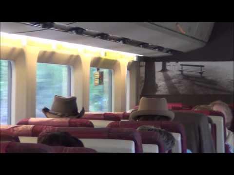 Our train ride from Toronto to Montreal with Via Rail Canada