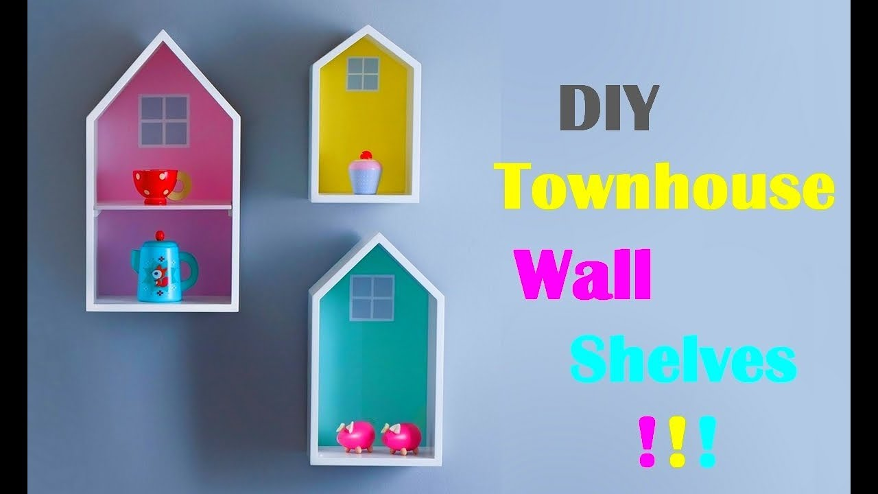 DIY ROOM DECOR! Easy Crafts Ideas At Home   Kids Rooms Decor Ideas 2018