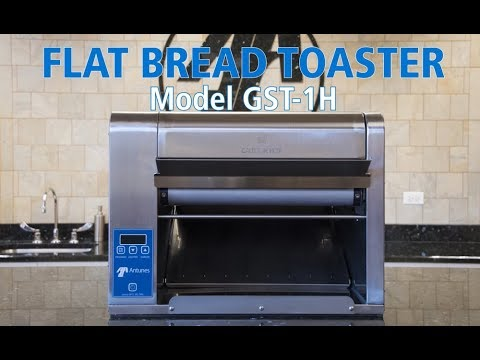 Flat Bread Toaster by Antunes