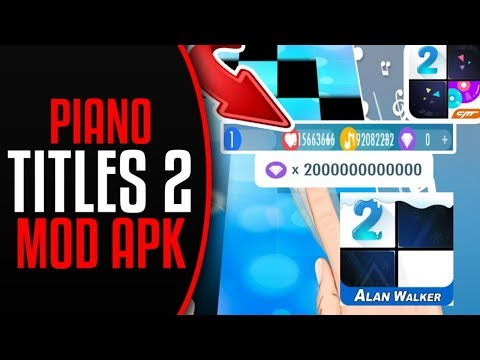 Piano Tiles 2 V3.1.0.969 Apk Mod (Unlimited Money/Free Shoping)