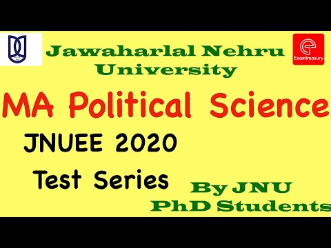 jnu-jnuee-2020-ma-political-science- -test-series- -10-sets- -full-syllabus- -latest-pattern-jnuee
