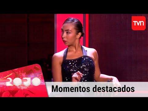 Nicole Hernández volvió a Rojo interpretando un espectacular musical | Rojo