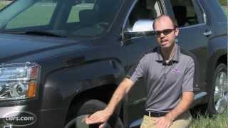 GMC Terrain Denali 2013 Videos