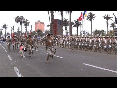 Parada Militar ARICA 2016