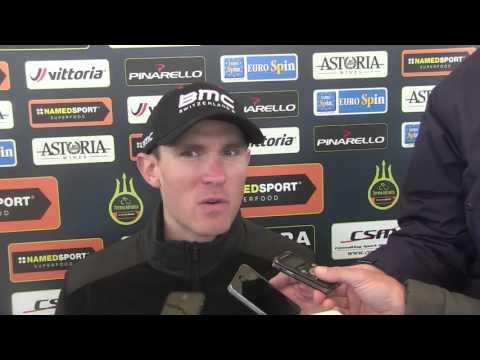 Tejay Van Garderen - Postrace Interview - Tirreno - Adriatico 2016