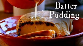 Batter Pudding With Must Try Sauces!