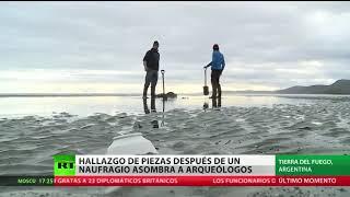 Argentina: Hallazgo de cientos de piezas arqueológicas en perfecto estado asombra a los científicos