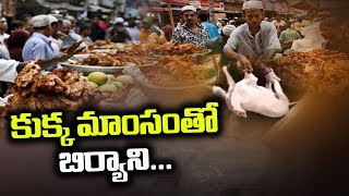 Dog Meat Biryani Served in Chennai Roadside Canteens | Dog Biryani Sales in Chennai | NTV