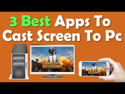 How To Mirror Android To PC | Top 3 Screen Mirroring Apps 2020